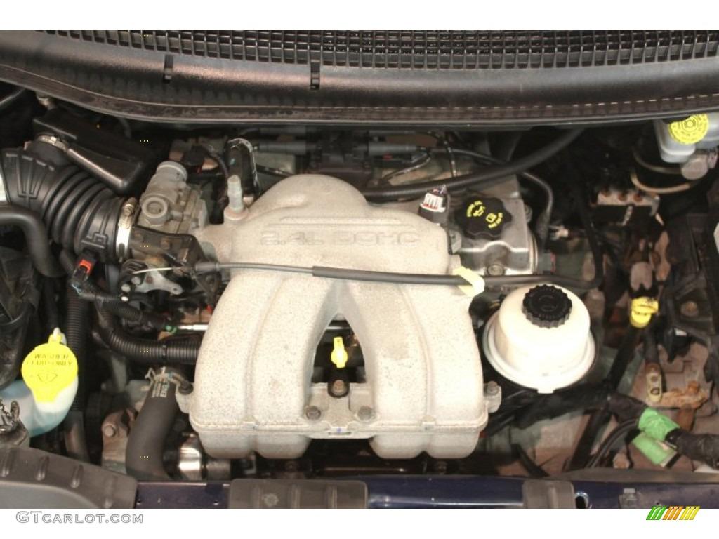 2006 Dodge Caravan Se 2 4 Liter Dohc 16
