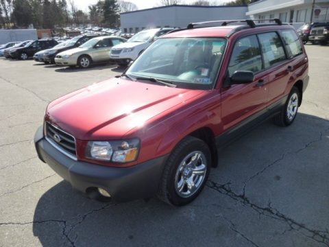 2003 subaru forester 2 5 x data info and specs. Black Bedroom Furniture Sets. Home Design Ideas