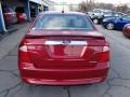 2011 Red Candy Metallic Ford Fusion SEL V6 AWD  photo #7