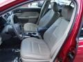 2011 Red Candy Metallic Ford Fusion SEL V6 AWD  photo #11