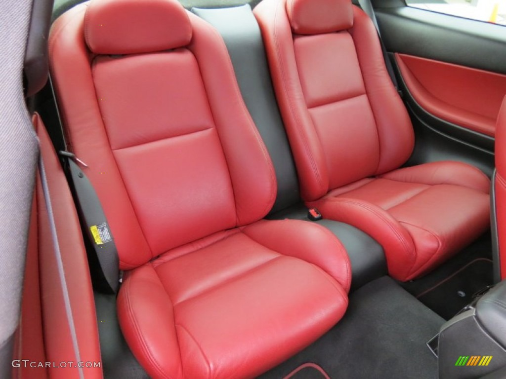 2006 Pontiac Gto Coupe Rear Seat Photo 77998551