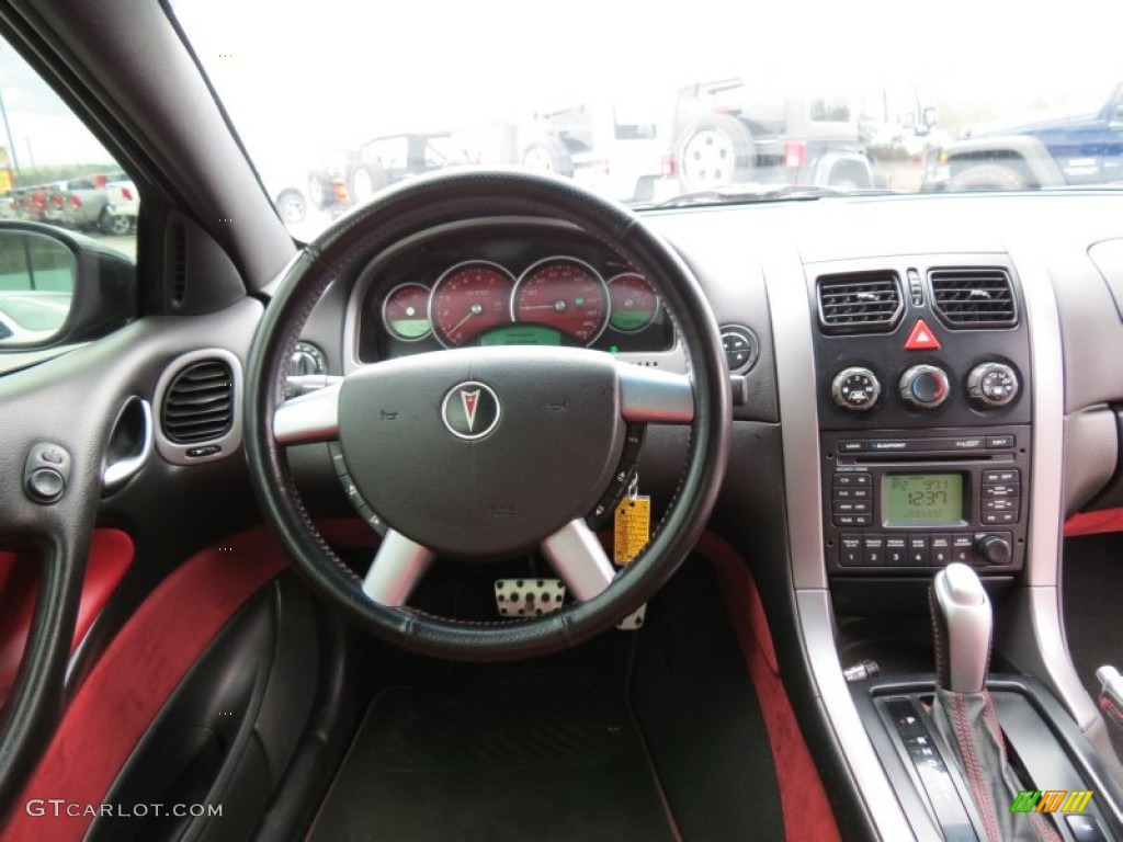 2006 Pontiac GTO Coupe Dashboard Photos | GTCarLot.com