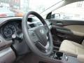 2012 White Diamond Pearl Honda CR-V EX 4WD  photo #18