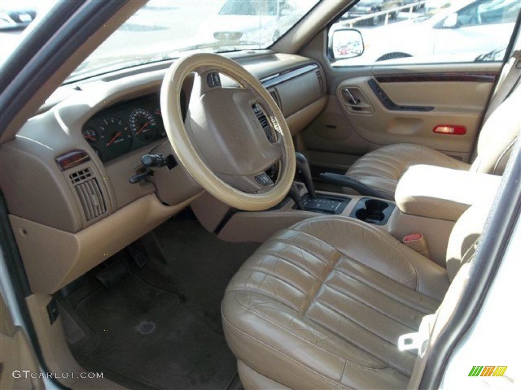 2000 jeep grand cherokee limited 4x4 interior photo for Interieur jeep grand cherokee 2000