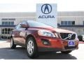 2010 Maple Red Metallic Volvo XC60 3.2 #77961081