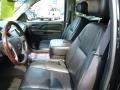 2011 Cadillac Escalade Ebony/Ebony Interior Front Seat Photo