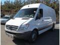 Arctic White 2013 Mercedes-Benz Sprinter 3500 High Roof Cargo Van