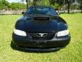 2001 Black Ford Mustang GT Coupe  photo #22