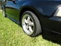 2001 Black Ford Mustang GT Coupe  photo #26