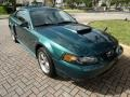 2002 Tropic Green Metallic Ford Mustang GT Coupe #77961355