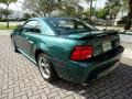 2002 Tropic Green Metallic Ford Mustang GT Coupe  photo #12
