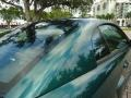 2002 Tropic Green Metallic Ford Mustang GT Coupe  photo #13