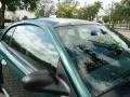 2002 Tropic Green Metallic Ford Mustang GT Coupe  photo #21