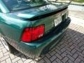 2002 Tropic Green Metallic Ford Mustang GT Coupe  photo #30