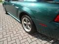 2002 Tropic Green Metallic Ford Mustang GT Coupe  photo #32