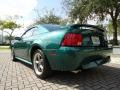2002 Tropic Green Metallic Ford Mustang GT Coupe  photo #33