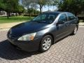 Graphite Pearl 2004 Honda Accord EX V6 Sedan