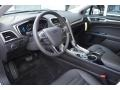 Charcoal Black Prime Interior Photo for 2013 Ford Fusion #78028092