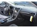 Charcoal Black Dashboard Photo for 2013 Ford Fusion #78028191