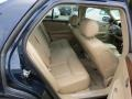 2006 Cadillac DTS Cashmere Interior Rear Seat Photo