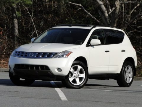 2004 Nissan Murano SL Data, Info and Specs