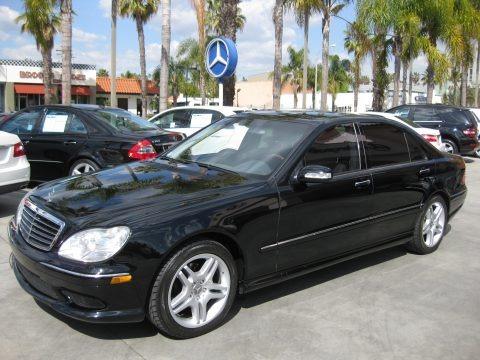 2006 Mercedes Benz S 500 Sedan Data Info And Specs
