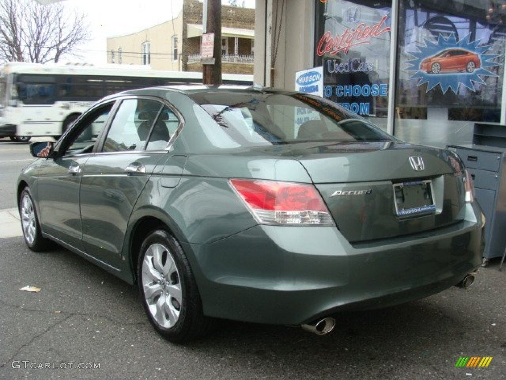 2010 mystic green metallic honda accord ex l v6 sedan. Black Bedroom Furniture Sets. Home Design Ideas