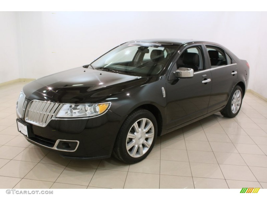 tuxedo black metallic 2012 lincoln mkz fwd exterior photo 78060047. Black Bedroom Furniture Sets. Home Design Ideas
