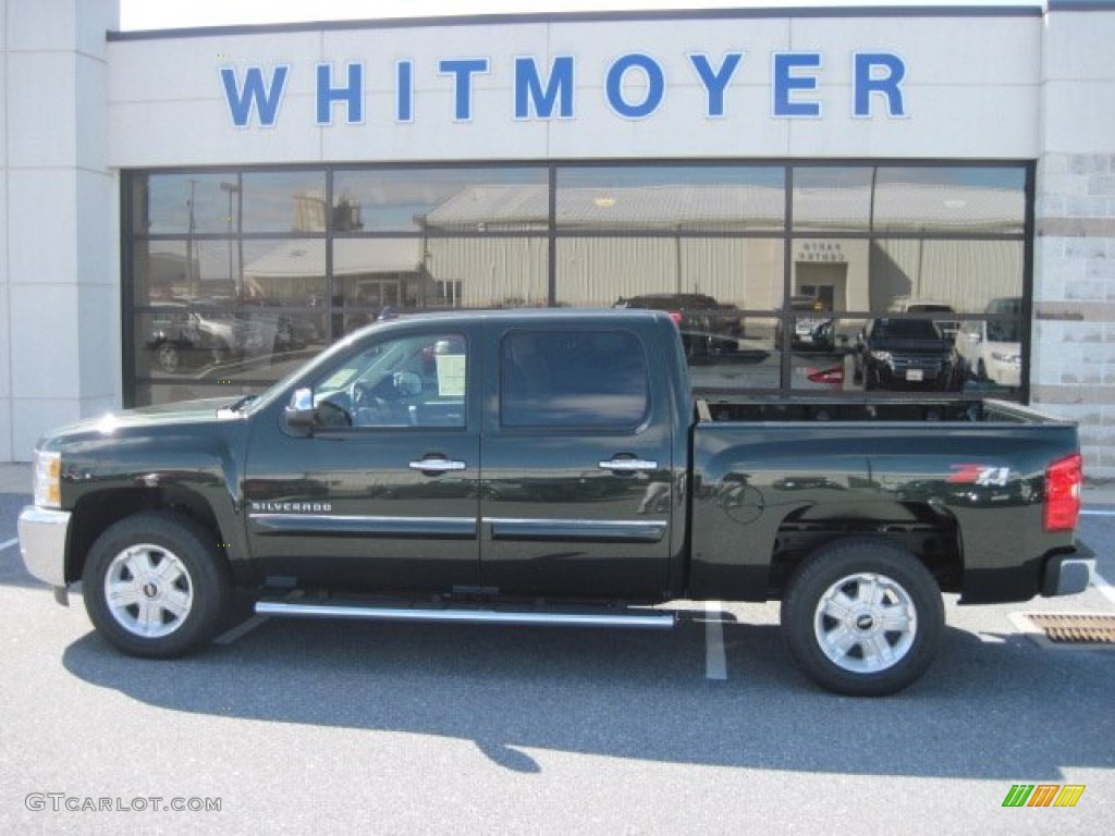 Fairway Metallic Chevrolet Silverado 1500