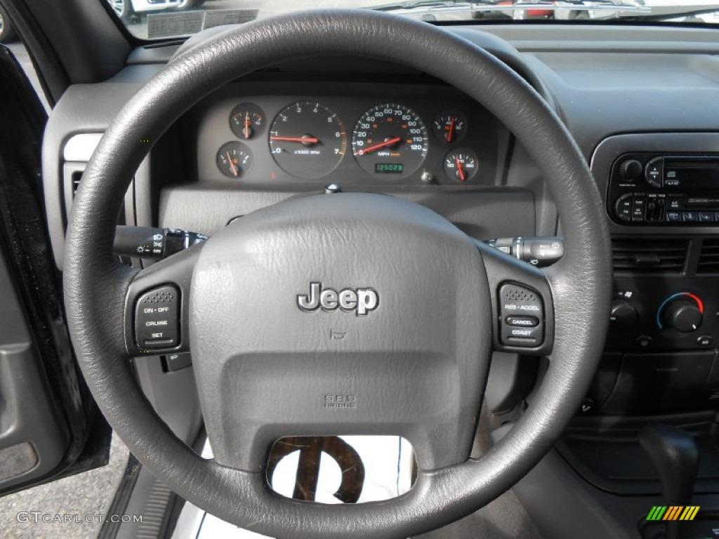 2001 jeep grand cherokee laredo 4x4 steering wheel photos. Black Bedroom Furniture Sets. Home Design Ideas