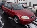 Inza Red Pearl 1997 Honda Civic Gallery