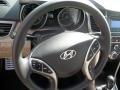 Beige Steering Wheel Photo for 2013 Hyundai Elantra #78098243