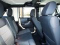 Black 2011 Jeep Wrangler Unlimited Interiors