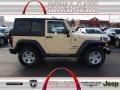 2012 Sahara Tan Jeep Wrangler Sport S 4x4  photo #1
