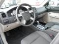 Dark Slate Gray/Light Graystone 2006 Chrysler 300 Interiors