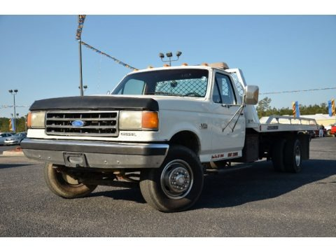 1990 Ford F Super Duty Rollback Car Carrier Data, Info and Specs