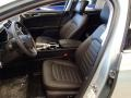 Charcoal Black Front Seat Photo for 2013 Ford Fusion #78111694
