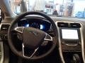 Charcoal Black Steering Wheel Photo for 2013 Ford Fusion #78111857