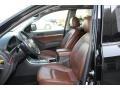 Saddle 2010 Hyundai Veracruz Interiors