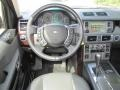 2007 Land Rover Range Rover Charcoal Interior Dashboard Photo