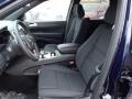 Morocco Black Front Seat Photo for 2014 Jeep Grand Cherokee #78124239