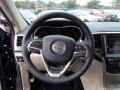 New Zealand Black/Light Frost Steering Wheel Photo for 2014 Jeep Grand Cherokee #78128352
