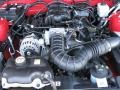 2007 Torch Red Ford Mustang V6 Premium Coupe  photo #24