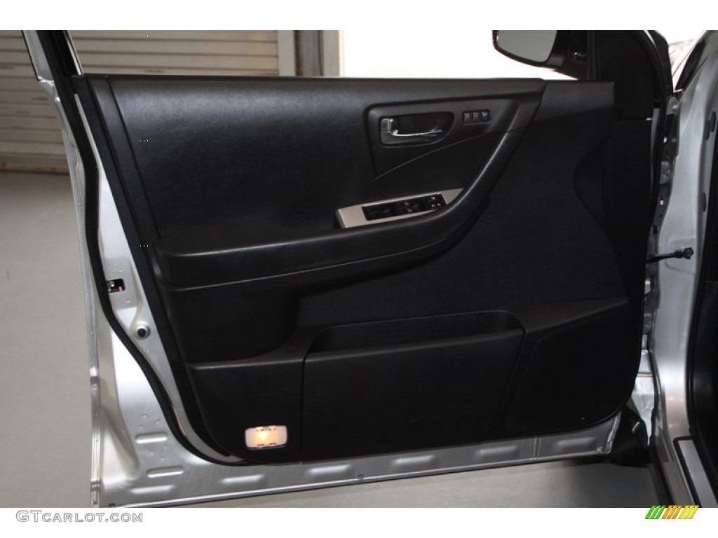 2007 Murano SE AWD - Brilliant Silver Metallic / Charcoal photo #18