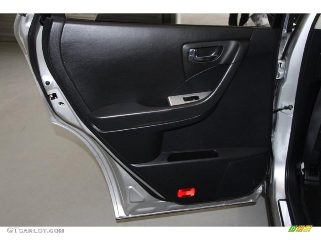 2007 Murano SE AWD - Brilliant Silver Metallic / Charcoal photo #23