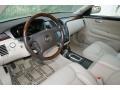 2007 Cadillac DTS Shale/Cocoa Interior Prime Interior Photo