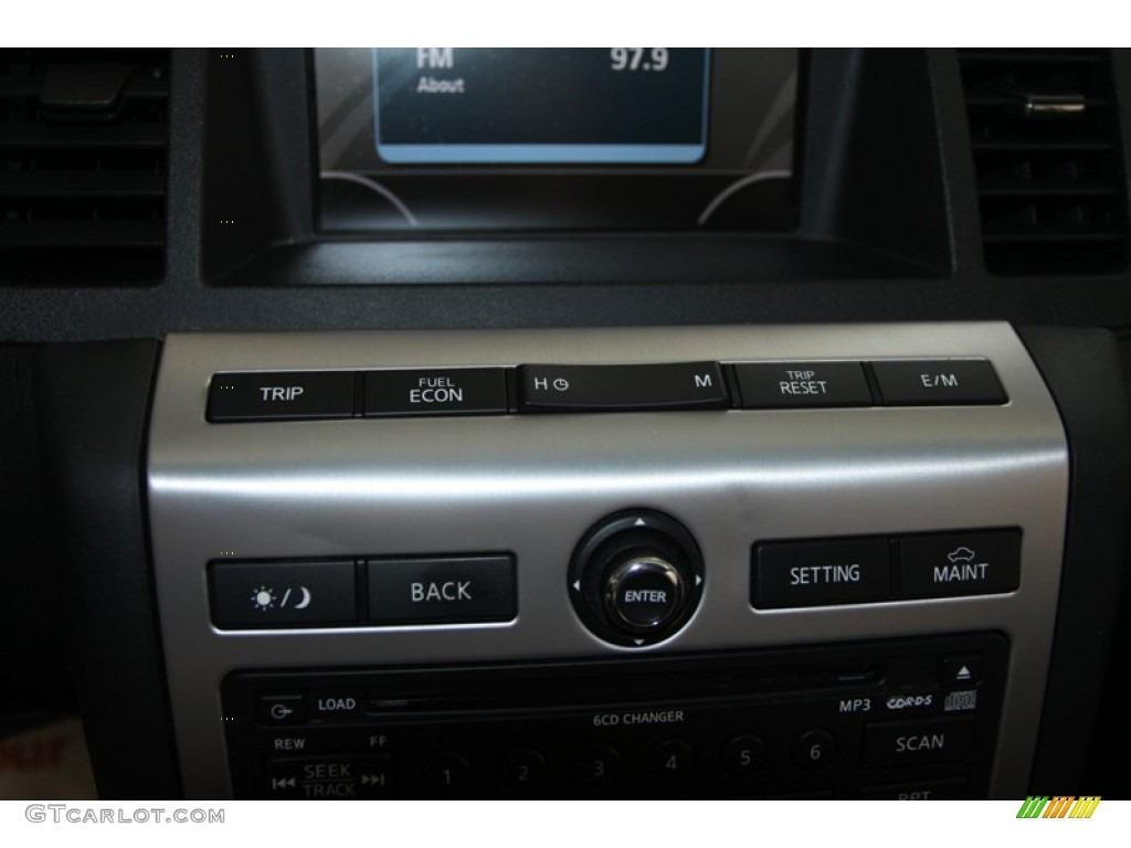 2007 Murano SE AWD - Brilliant Silver Metallic / Charcoal photo #31