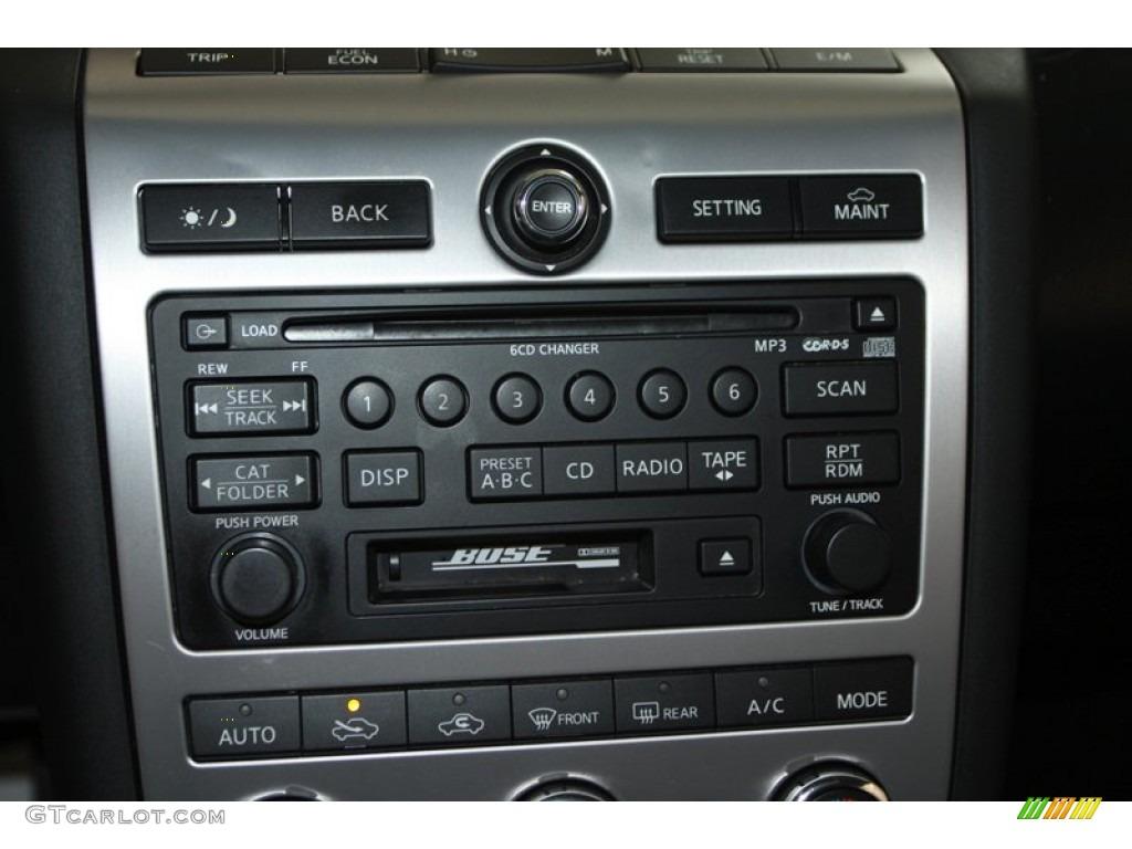 2007 Murano SE AWD - Brilliant Silver Metallic / Charcoal photo #32