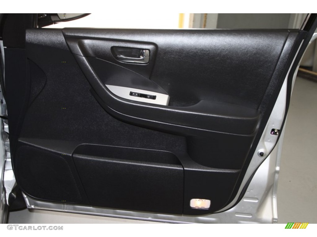 2007 Murano SE AWD - Brilliant Silver Metallic / Charcoal photo #46