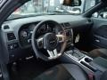 Dark Slate Gray Prime Interior Photo for 2013 Dodge Challenger #78134696